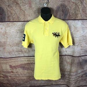 Polo Ralph Lauren polo shirt yellow (a68)